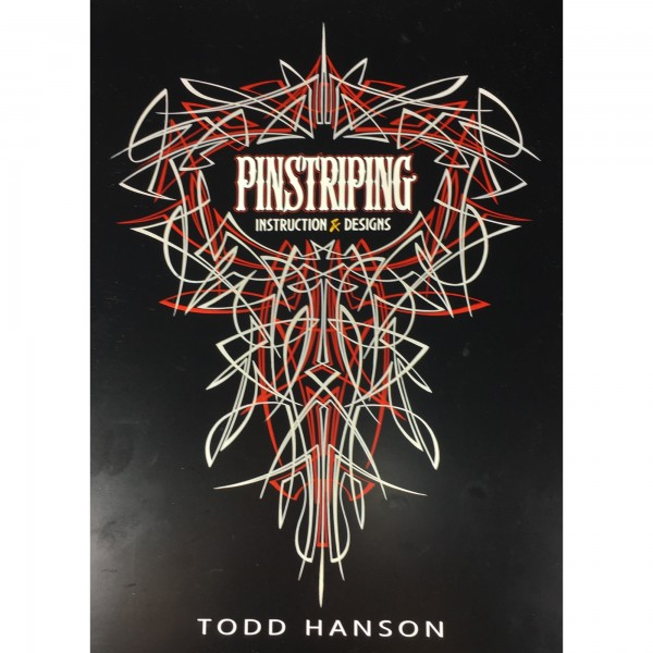 Todd Hanson Book | Instroction & Design