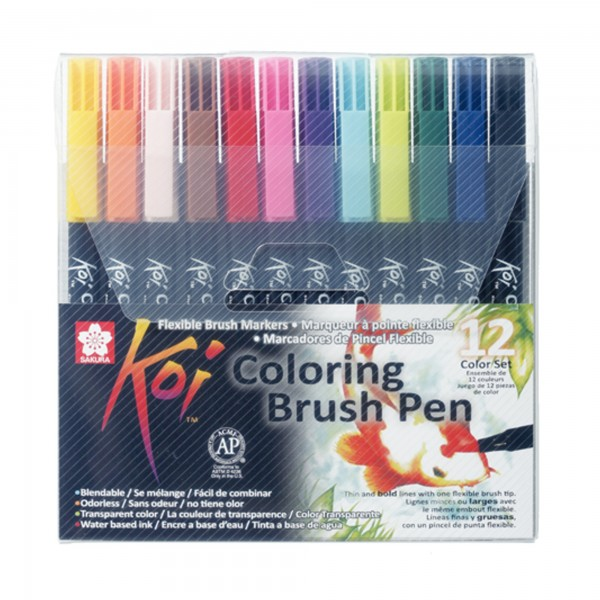 Koi Color | Brush Pen Set Auswahl