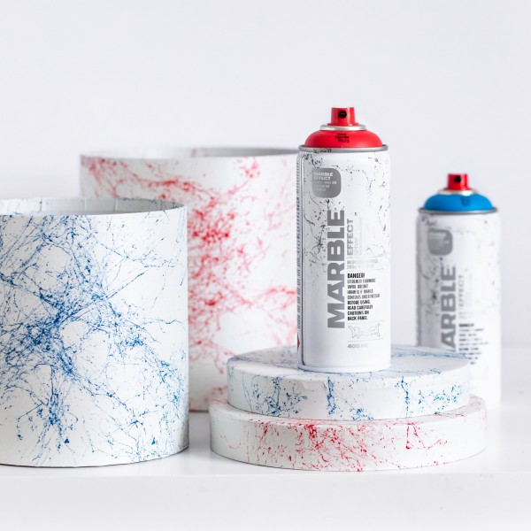 Marble Effect | Montana Cans