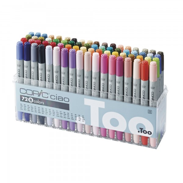72er Set B | COPIC ciao Marker