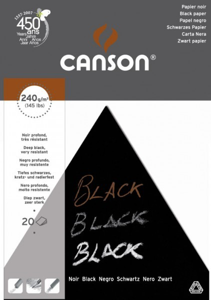 Canson | Black-Image