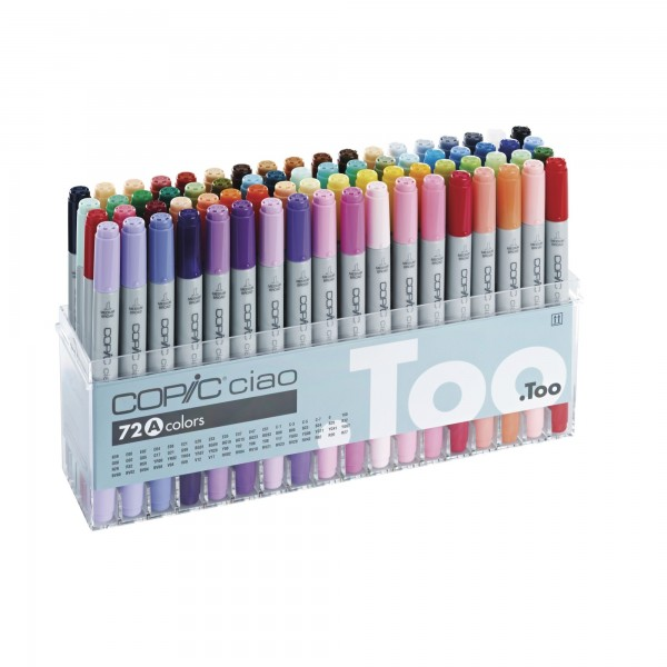 72er Set A | COPIC ciao Marker