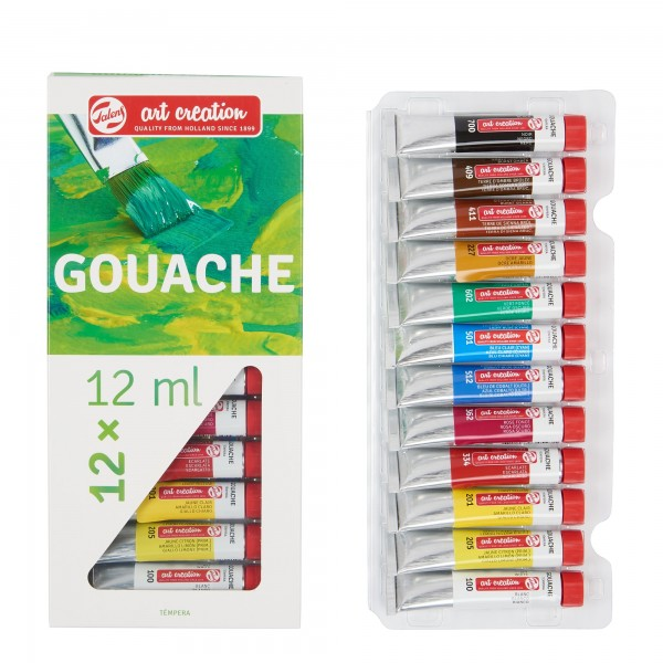 GouchefarbenSet ArtCreation | 12x 12ml