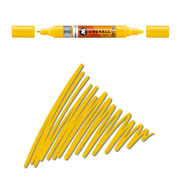 1,5mm - 4mm TWIN Marker | ONE4ALL™