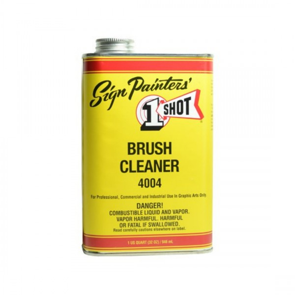 1 Shot | 946ml | 4004 | Brush Cleaner-Image