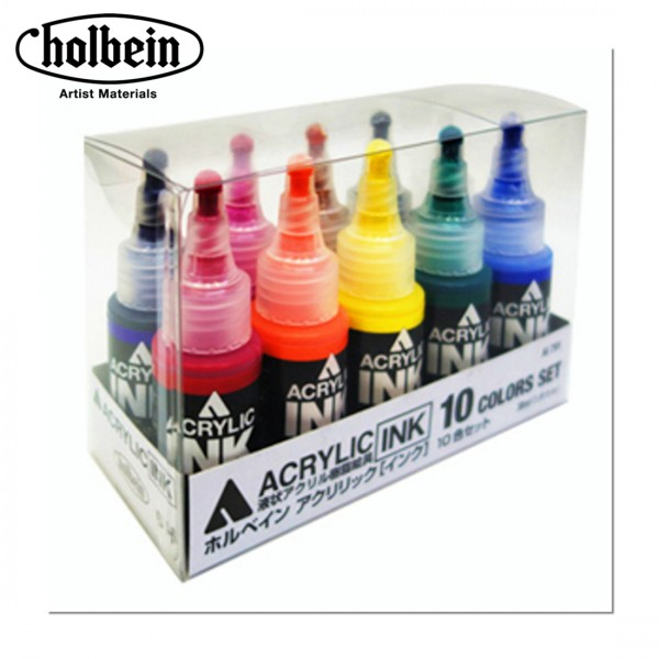 Acrylic INK | 10er Set-Image