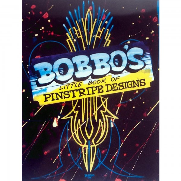 Bobbo´s Book of Pinstriping Design