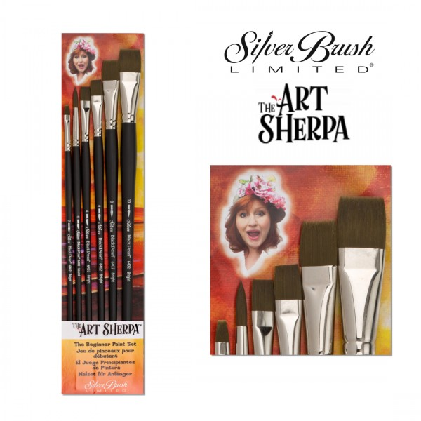 The Art Sherpa | Beginner Set-Image