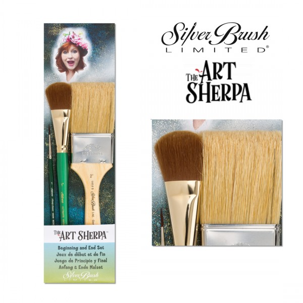 The Art Sherpa | Beginning & End Set-Image